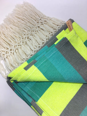 SALTWATER SUMMER - Hina Beach Blanket