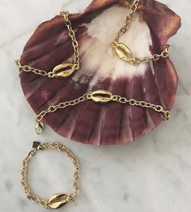 Rope The Moon - Shell Bracelet