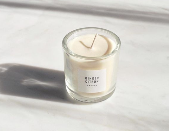 Makana Ginger Citron Candle