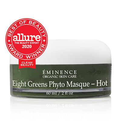 Eminence Organic Skincare - Eight Greens Phyto Masque (Hot)