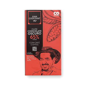 Barra de Chocolate Juan Choconat 65%