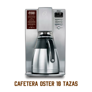 Cafetera Oster Gourmet Collection