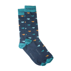 PERGAMINO Socks, Cups Design
