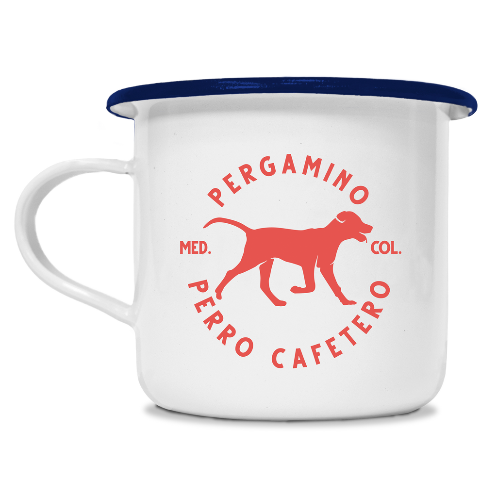 PERGAMINO Farm Dog Camp Mug