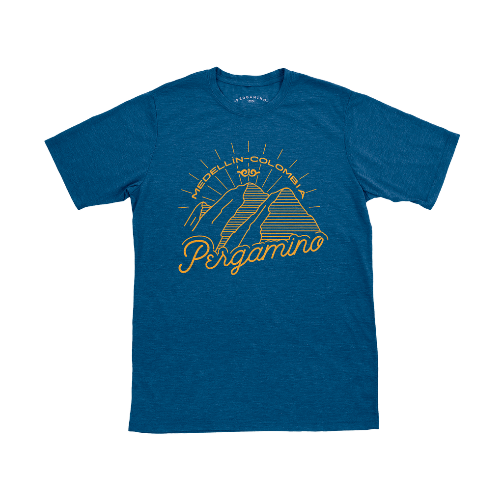 PERGAMINO Mountains T-Shirt