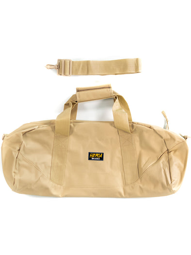 Heria Duffle Bag - Light Tan