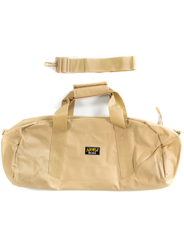 Heria Duffle Bag - Light Tan (3933665951786)