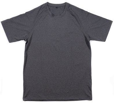 Premium Athletic Dark Grey T-Shirt
