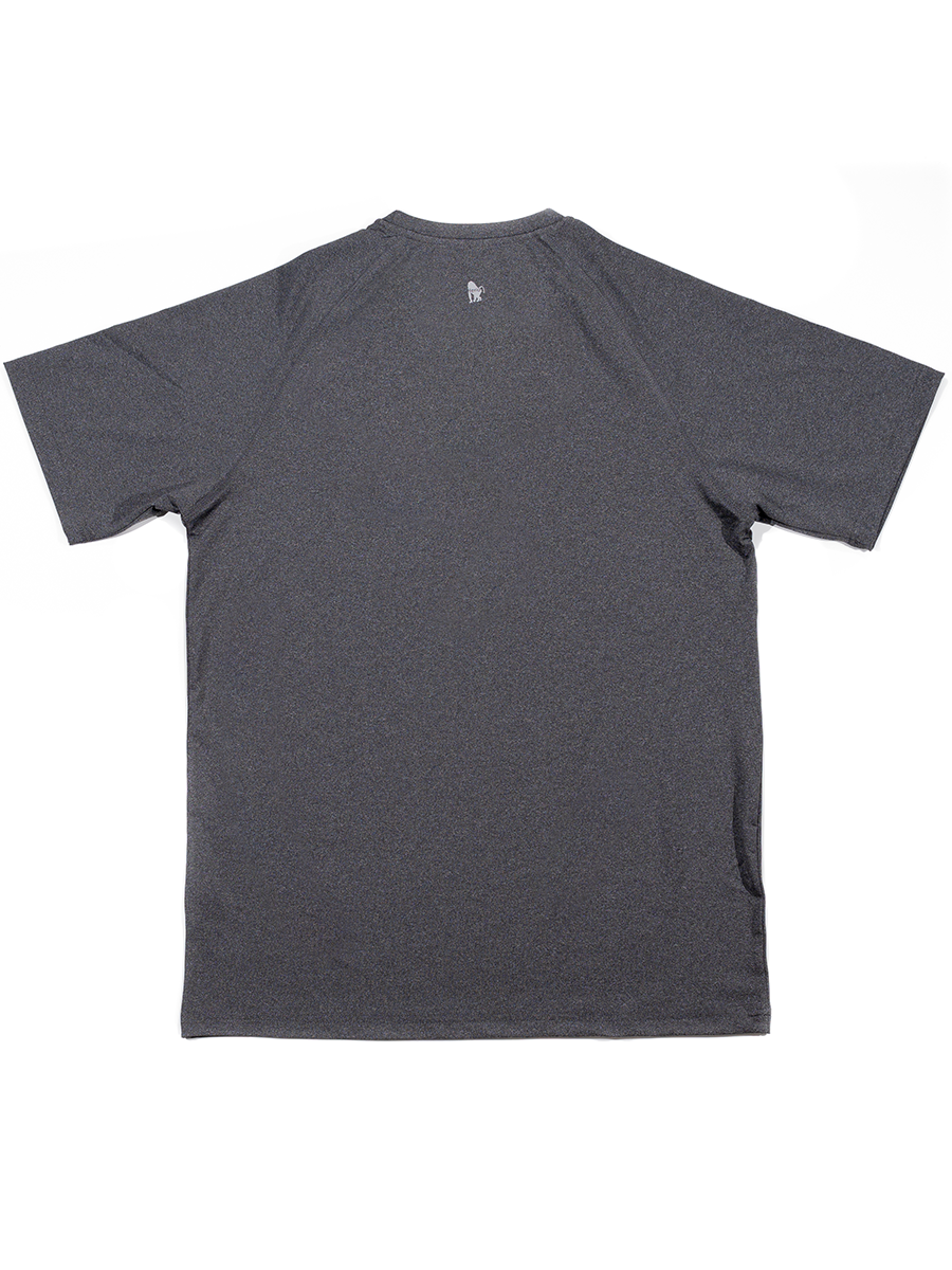 <b> PRE-ORDER</b> | <i><strong>Heria</strong></i>  | Athletic Dark Grey T-Shirt