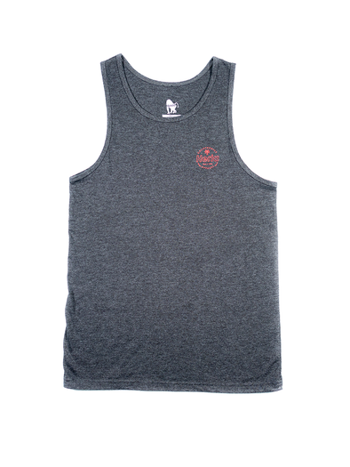 MIA/USA Charcoal Tank Top