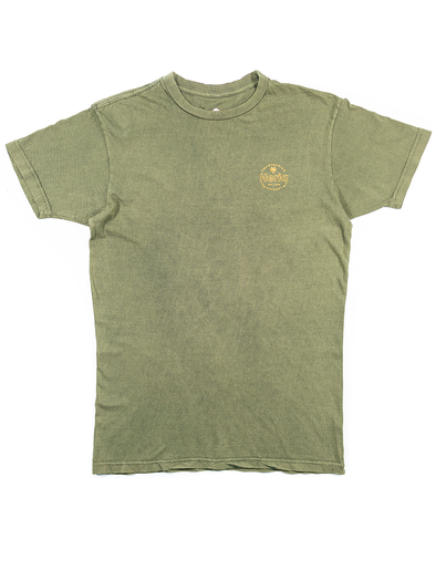 Acid Wash Olive T-Shirt (4373771223082)