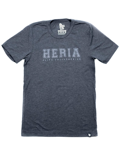 Black on Black Heria T-Shirt