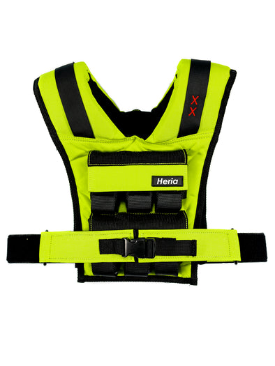 28LB Weight Vest - HL Green