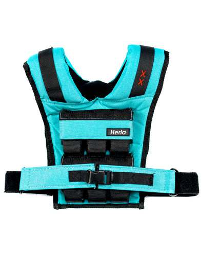 28LB Weight Vest - Teal