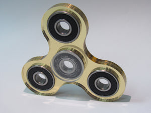 GOLD MIRROR SPINNER