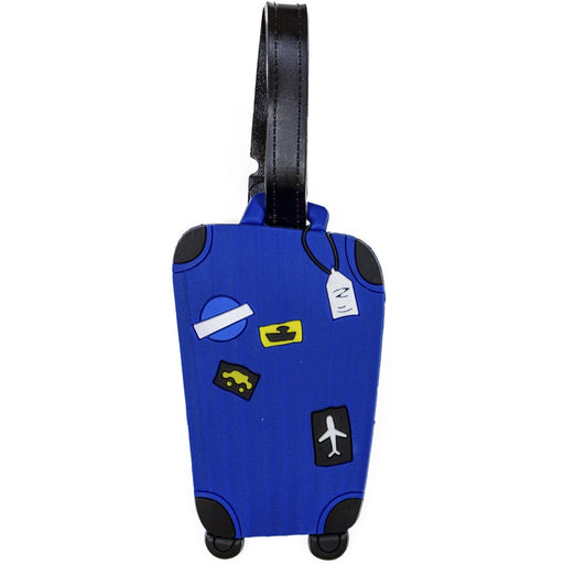 Suitcase Luggage Tag - jenzys.com