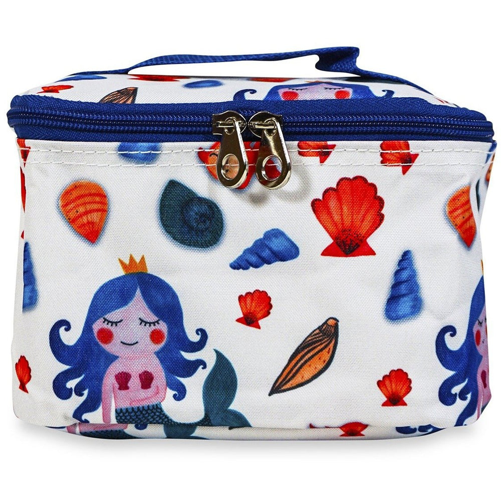 Jenzys Mermaid Cosmetic Makeup Case - jenzys.com