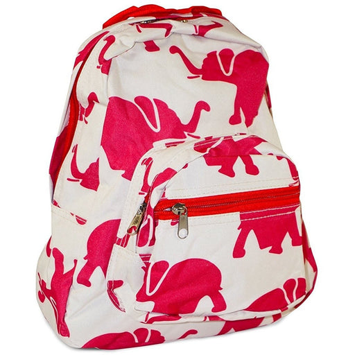 Elephant Toddler Backpack - jenzys.com
