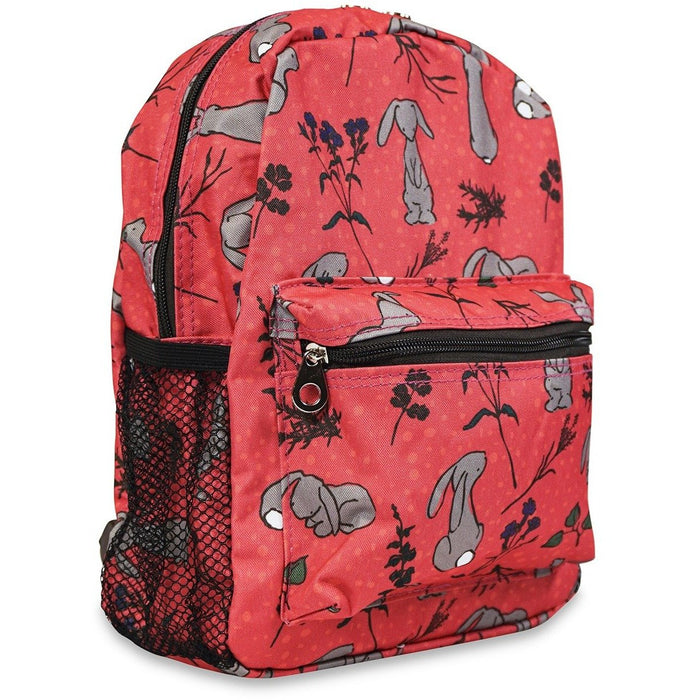 Jenzys Bunny Rabbit Mini Backpack - jenzys.com