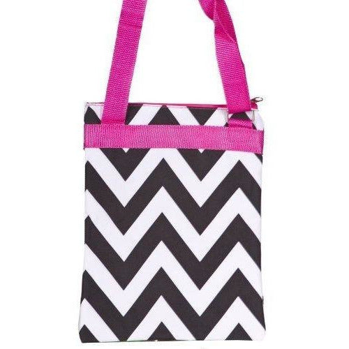 Chevron Cross-body Bag - jenzys.com