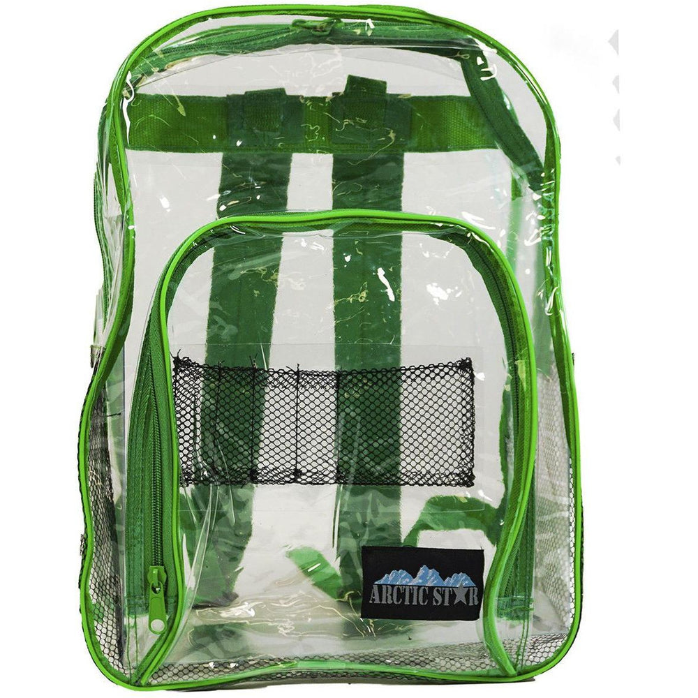Clear Backpack - jenzys.com