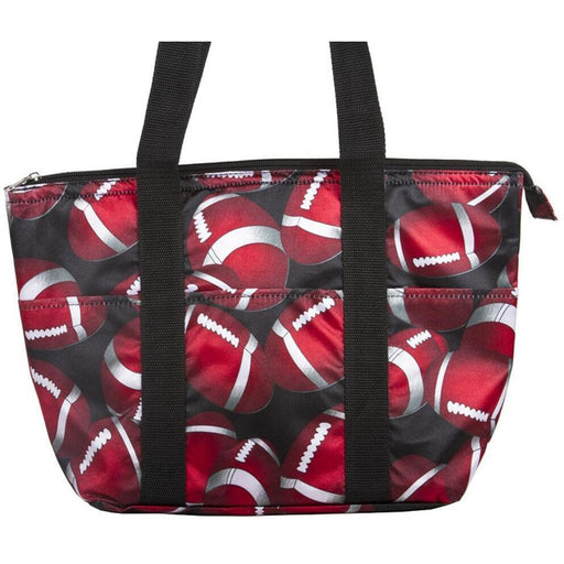 Football Sports Lunch Tote Bag