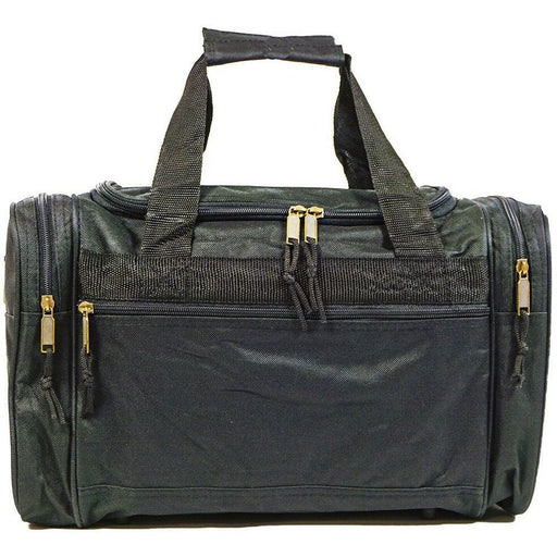 Canvas Duffle Bag (16 inch) - jenzys.com