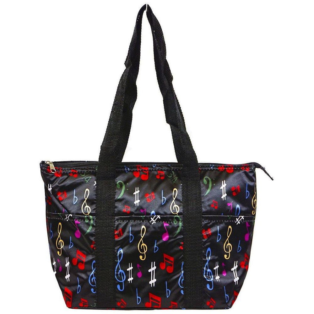 Music Insulated Lunch Tote Bag - jenzys.com
