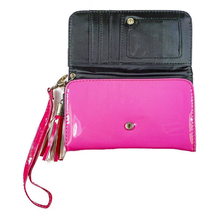 Pretty Tough Breast Cancer Awareness Wallet