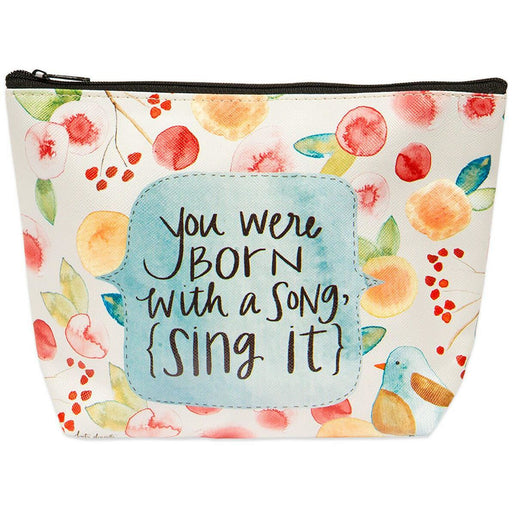 Sing It Cosmetic Bag - jenzys.com