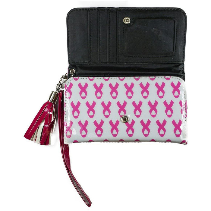 Breast Cancer Awareness Wallet - jenzys.com
