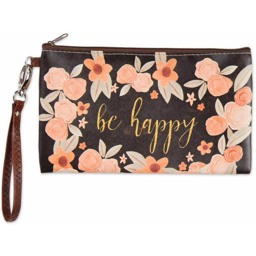 Be Happy Cosmetic Bag - jenzys.com