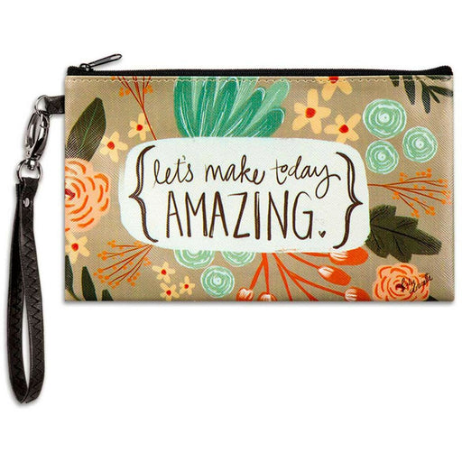 Inspirational Makeup Bag with Strap - jenzys.com