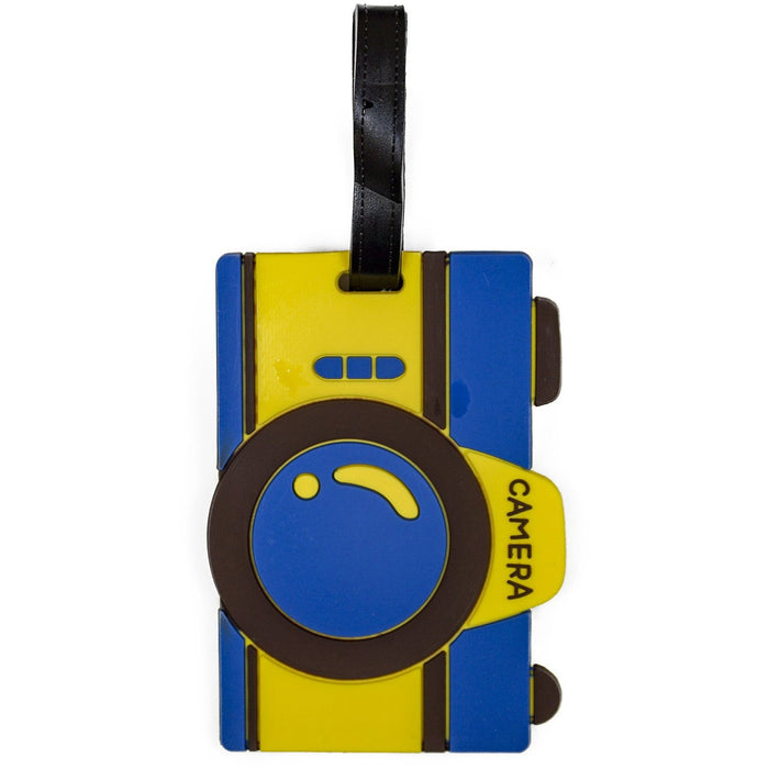 Camera Luggage Tag - jenzys.com