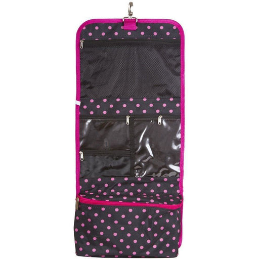 J Garden Polka Dot Toiletry Bag - jenzys.com