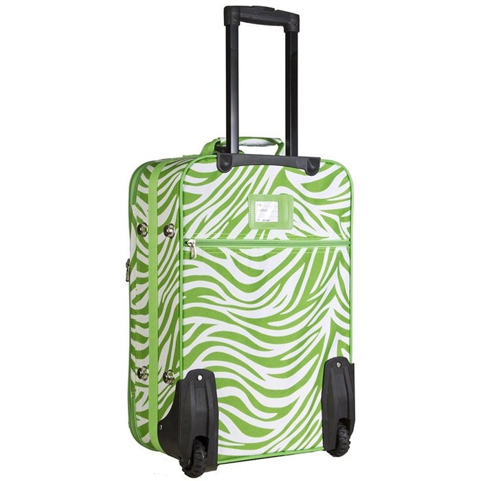 Green Zebra Carry On