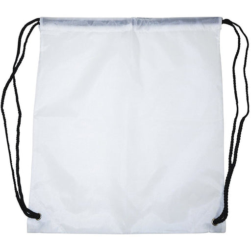 Nylon Drawstring Backpacks - jenzys.com