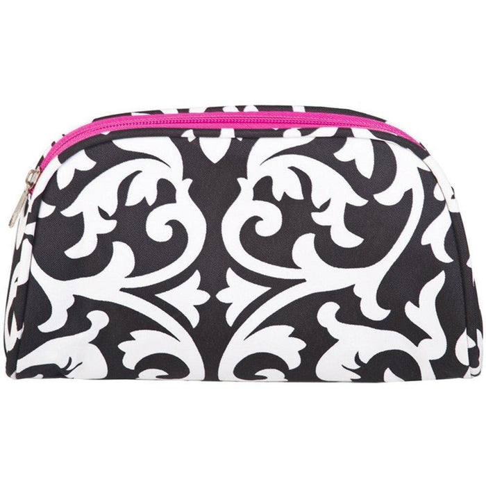 Damask Makeup Bag