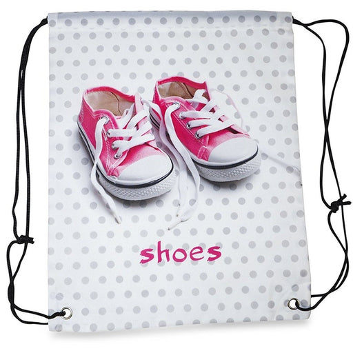 Shoes Drawstring Backpack - jenzys.com