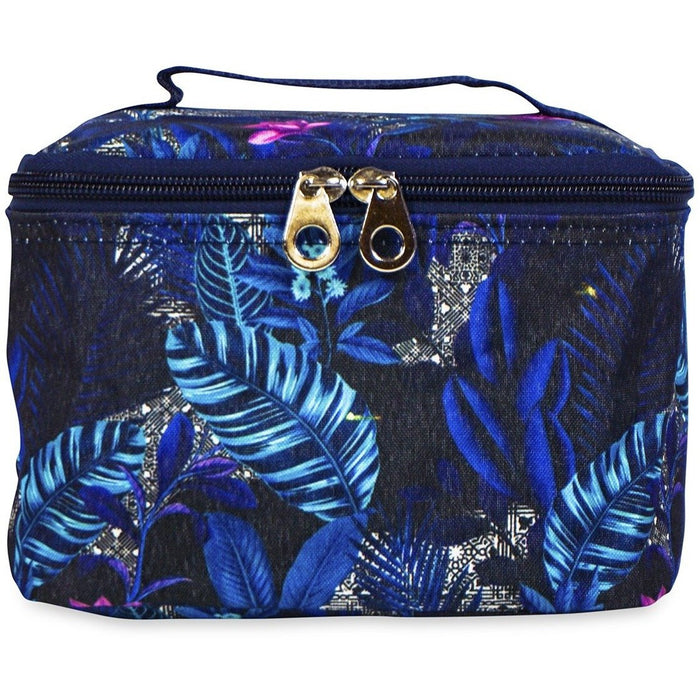 Jenzys Midnight Forest Cosmetic Makeup Case - jenzys.com