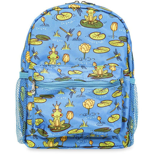 Jenzys Frogs Mini Backpack - jenzys.com