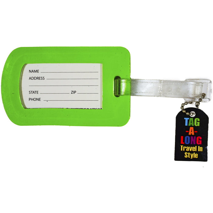 Religious Luggage Tag - jenzys.com