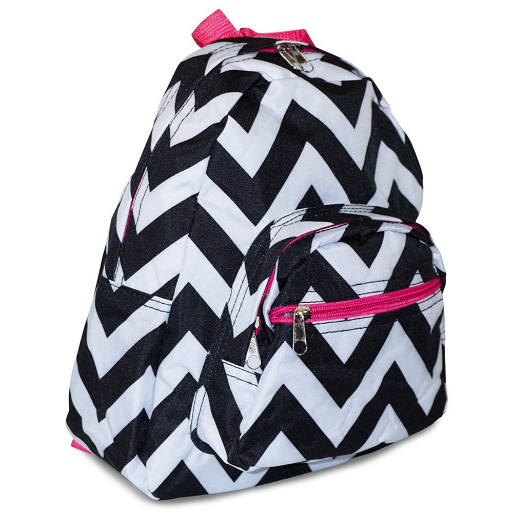 Chevron Toddler Backpack - jenzys.com