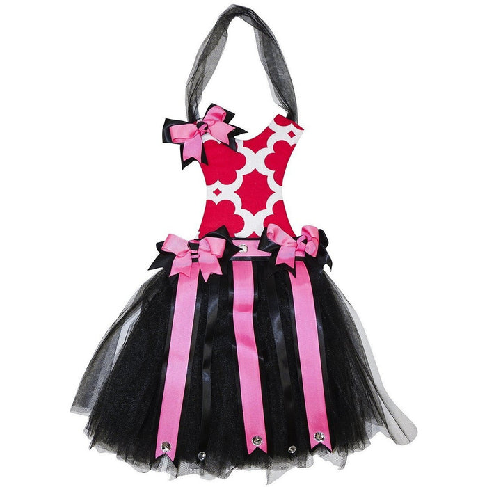 Moroccan Tutu Dress Hair Bow Holder - jenzys.com