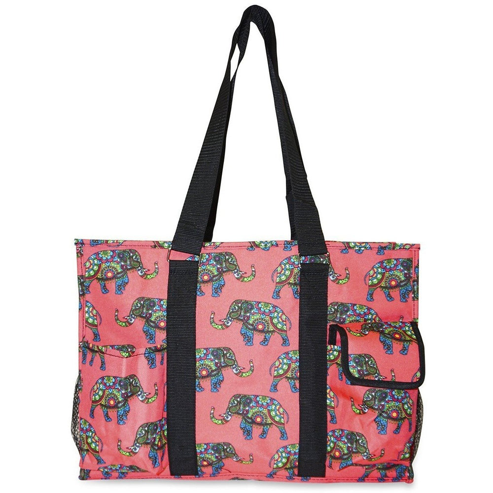 Ever Moda Elephant Travel Tote Bag - jenzys.com