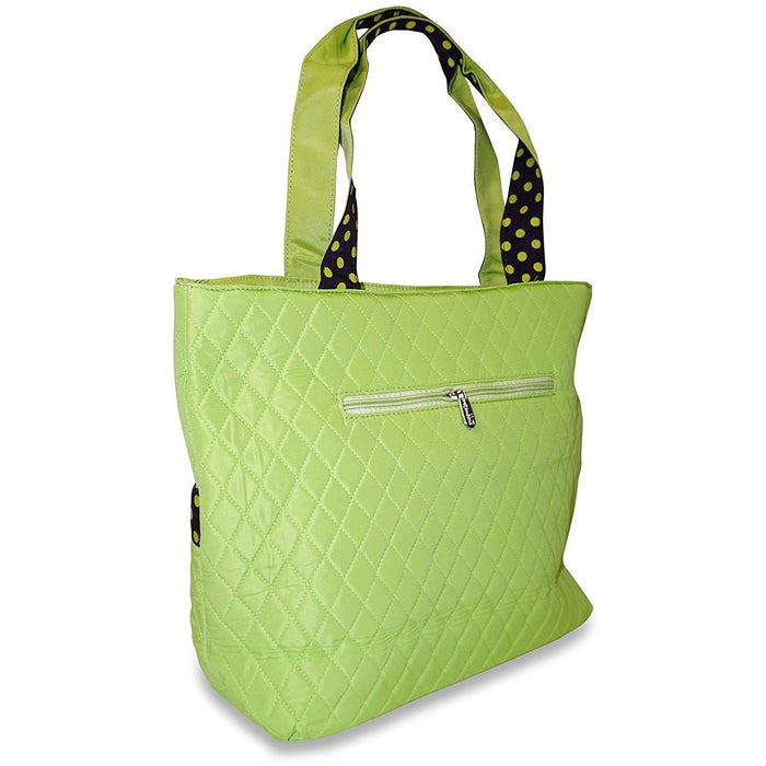 Rosenblue Quilted Diaper Bag - jenzys.com