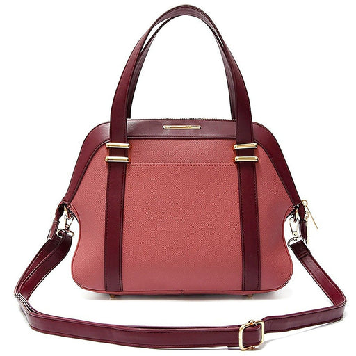Hue and Ash Top Handle Handbag