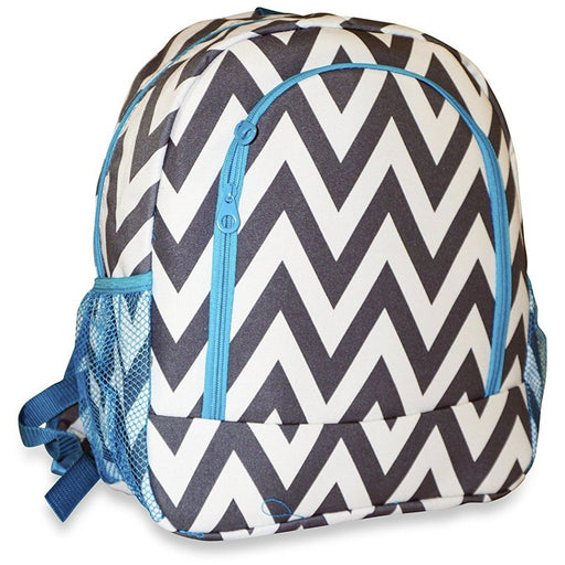 Ever Moda Chevron School Backpack - jenzys.com