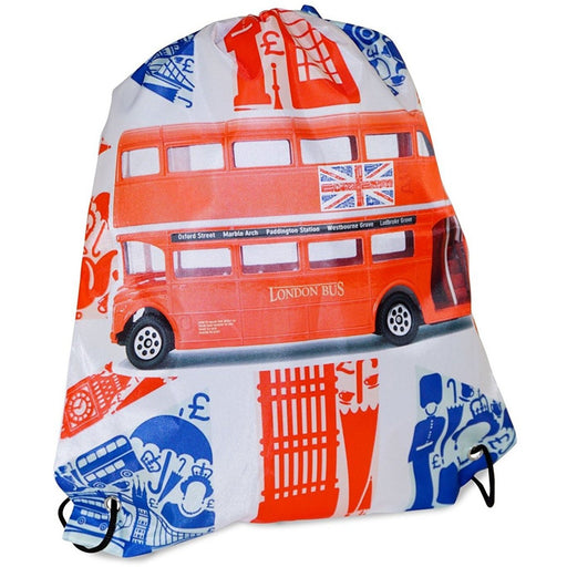 UK London Drawstring Backpack - jenzys.com