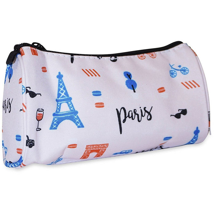 Ever Moda Paris Makeup Bag